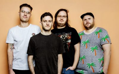PUP release video for new single, 'Anaphylaxis'