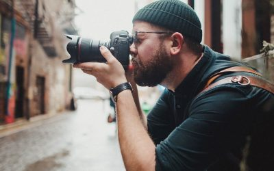 Behind the lens with Cameron Flaisch
