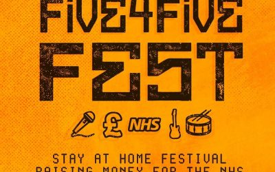 Five4Five reveal who'll be joining Enter Shikari for stay at home fest