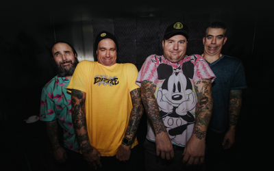 New Found Glory's Cyrus Bolooki on the new album, untouchable covers and more