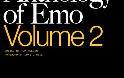 Anthology of Emo: Volume 2 will be available this September