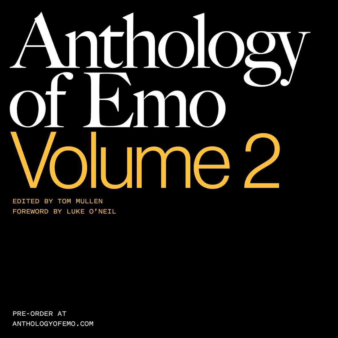 Anthology of Emo