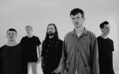 Palm Reader Announce New Album and drop first single 'Hold/Release'