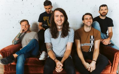 Mayday Parade release new song 'Lighten Up Kid' + EP details