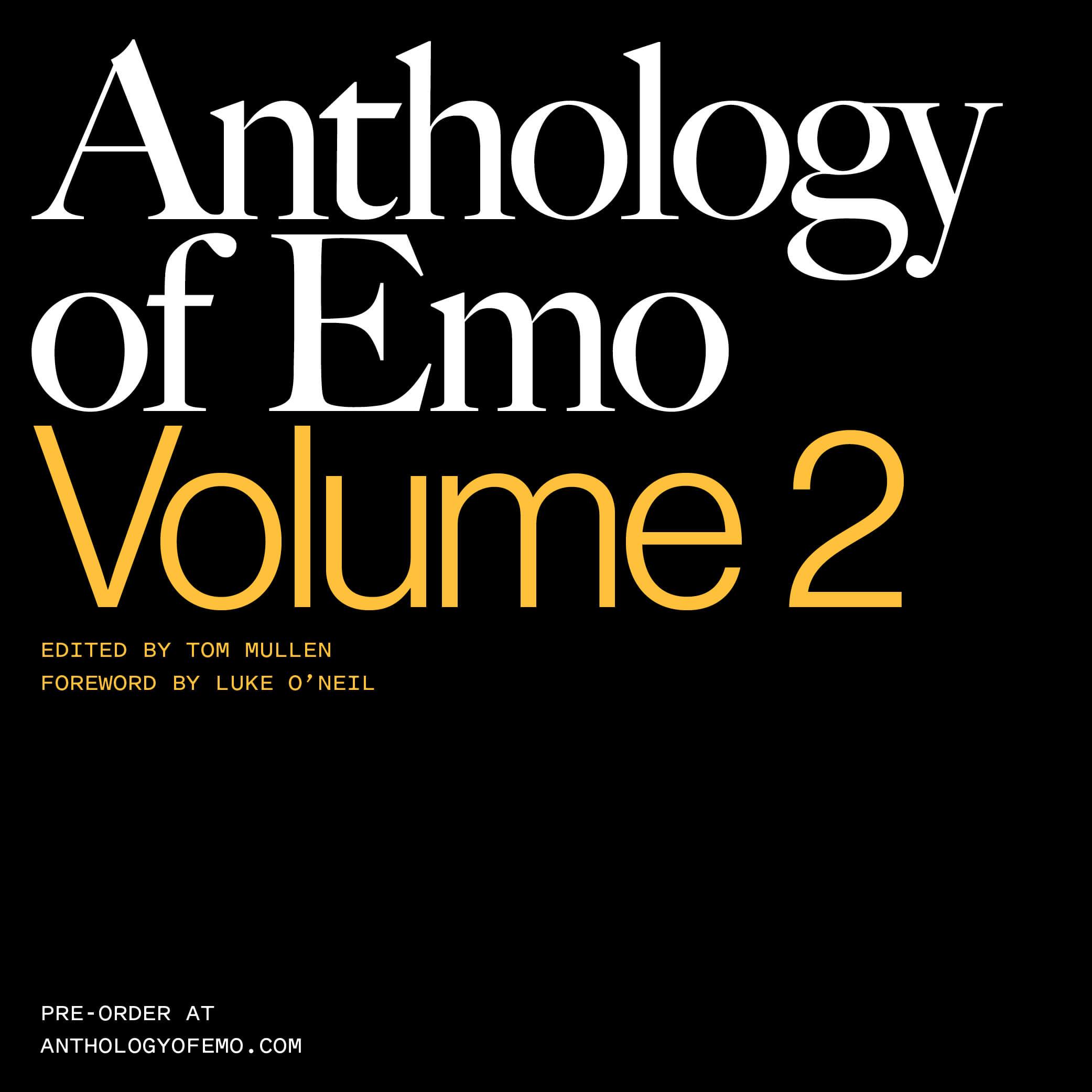 Anthology of Emo Vol.2 - Tom Mullen