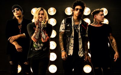 Escape The Fate Release 'Not My Problem' Featuring Travis Barker