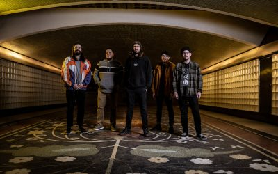 Premiere: Foreign bodies' video for new song, seance dream