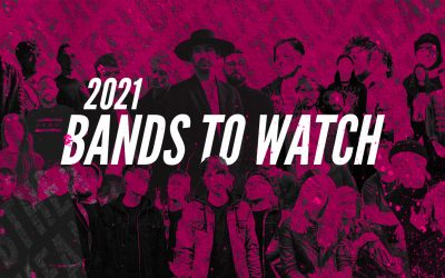 10 bands to watch 2021