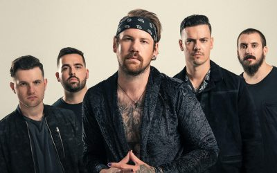 Beartooth are 'Fed Up' in new single