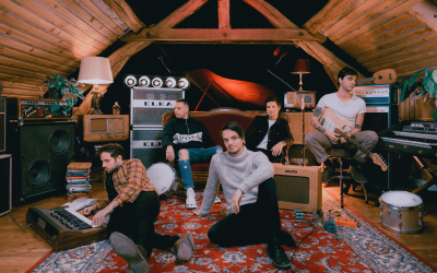 Chunk! No, Captain Chunk! are back with a new single and upcoming album