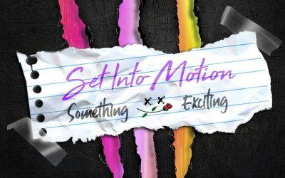 EP Review: Set Into Motion – Something Exciting