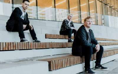 Only The Strong unveil new single 'Picking Up the Pieces'
