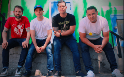 Hey Slugger are back with new song, 'Undeniable'