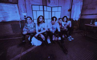 Saving Vice release massive new single 'Phantom pain'