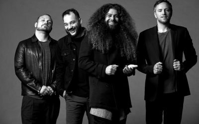Coheed and Cambria release first new music in three years