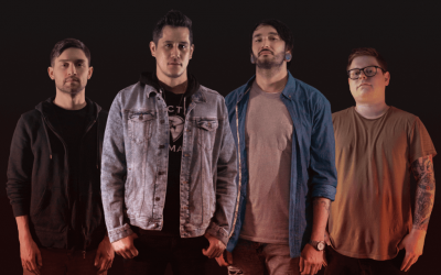 Ex Emarosa Vocalist Launches new band, The Difference Between