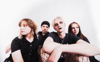 DELAIRE THE LIAR release new track 'HALLOWEEN'