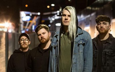 Post-Hardcore band Emecia unveil new track, 'Afterlives'