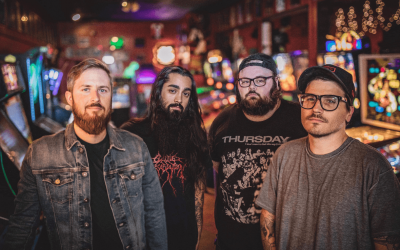 American Standards unveil new single 'The Pendulum, The Podium'