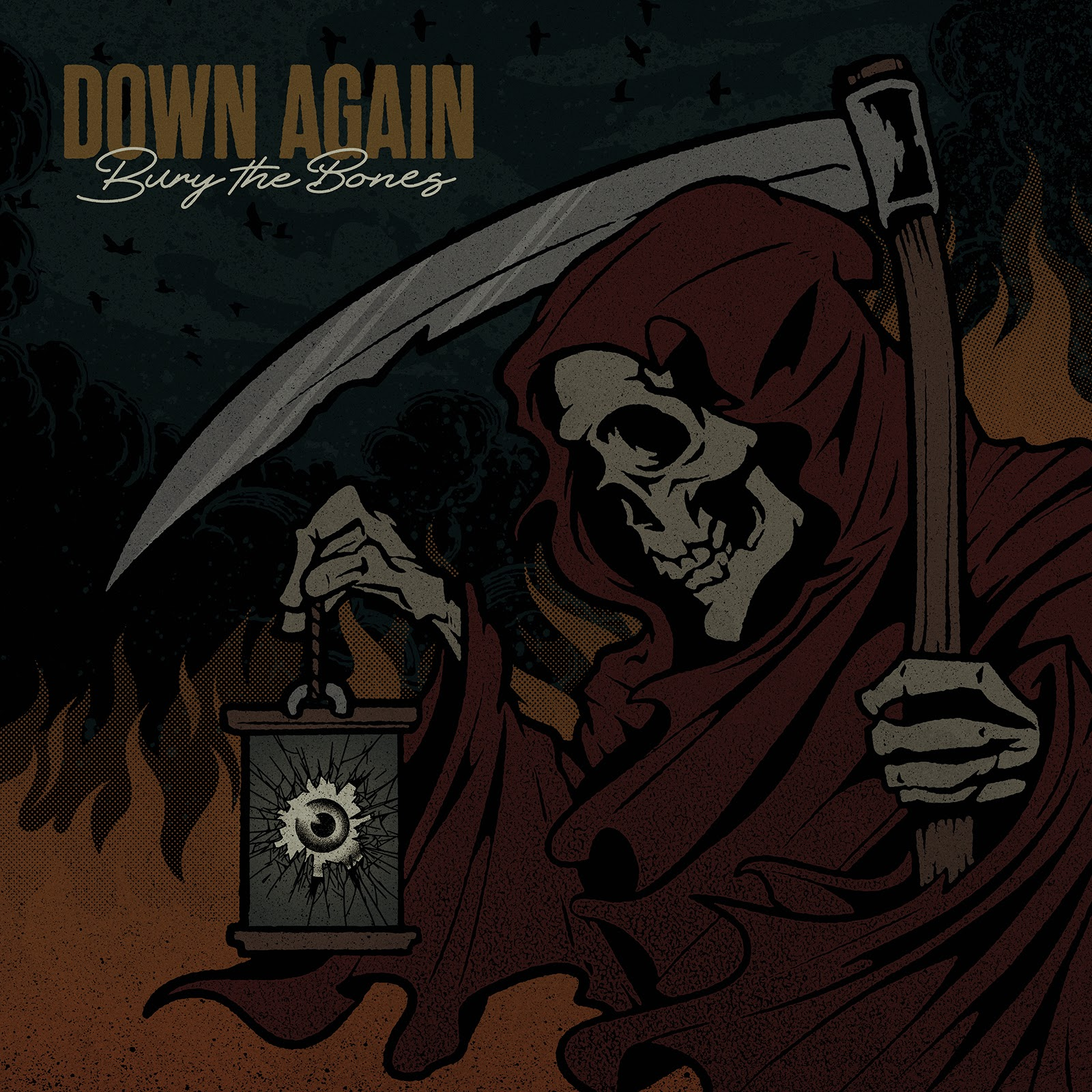 Down Again - Bury The Bones
