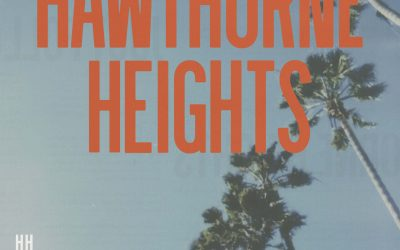 Album Review: Hawthorne Heights – The Rain Just Follows Me